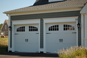 Garage Trim Installation in CT