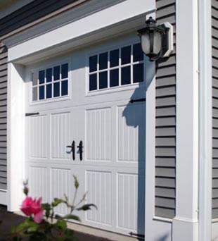 Garage Door Trim In Connecticut