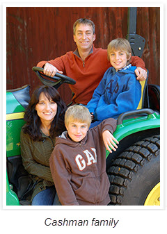 Dan Cashman & Family – Founder of Exterior Design Specialists